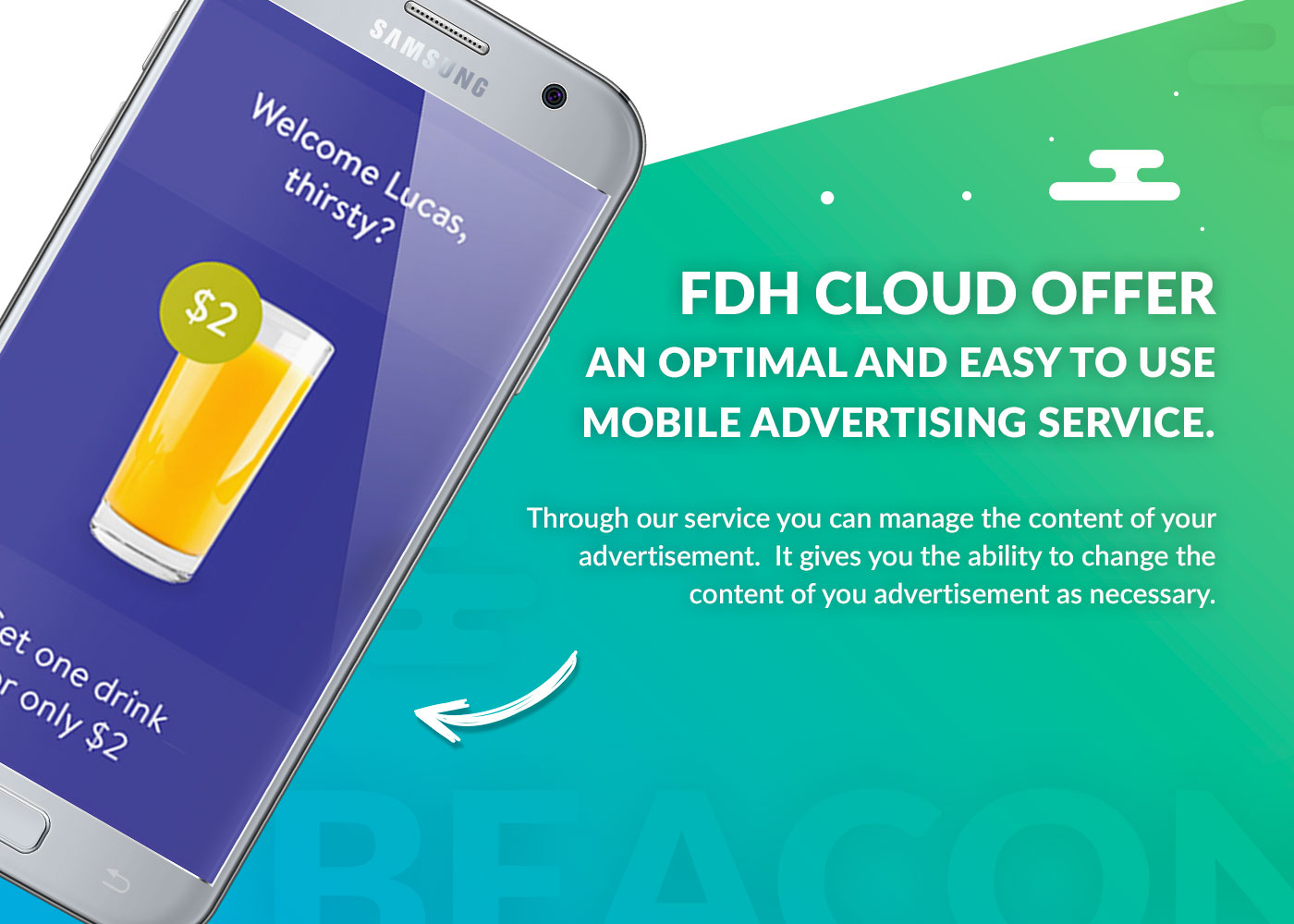 Mobile advertising platform - interactive platform for new marketing direction